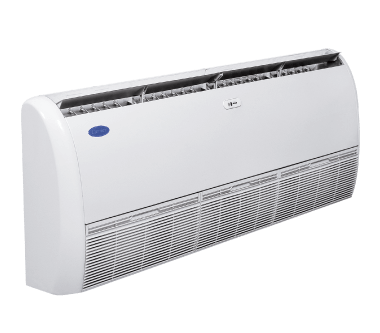 Piso techo carrier airea condicionado for Consola de tipo industrial
