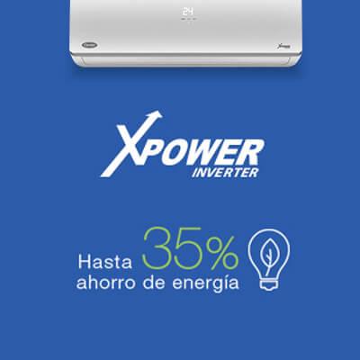 Los aires acondicionados Inverter ayudan a reducir el consumo de energía hasta un 35%