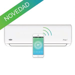 Carrier Xpower Inverter Smart para un hogar moderno y 100% Millennial.></noscript>